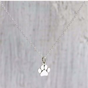 Paw Print Necklace 🐾💖